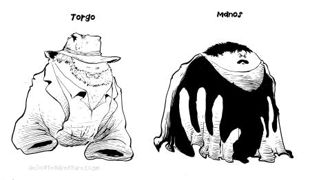 torgo manos the hands of fate